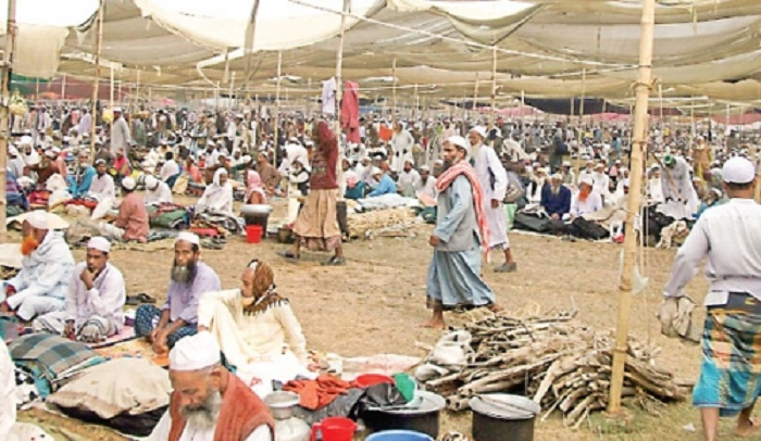 5-day 'Jor Ijtema' begins at Tongi