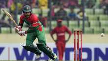 The Tigers win by 21 runs in the 4th ODI at Mirpur