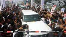 Khaleda reaches Comilla
