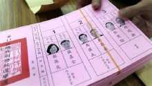 Taiwan elections: Local elections seen as 'China policy' vote