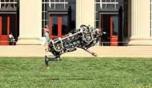 MIT\'s robotic cheetah no longer needs a leash