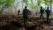 India Maoist rebels kill 14 policemen in Chhattisgarh