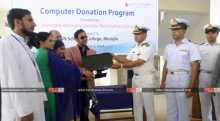 Bashundhara Group donates computers to BN School & College, Mongla