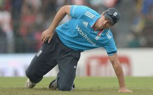 Alastair Cook banned for slow over-rate