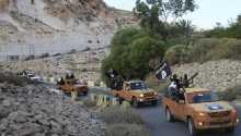 IS setting up Libya training camps, US says