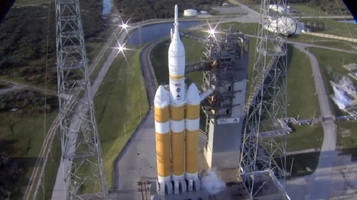 Orion 'Mars ship' launch aborted