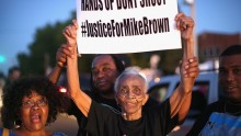 Unarmed black man shot down in US again, igniting outcry