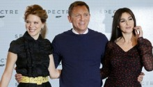 Spectre to be title of next James Bond film