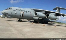 India Sending Water in 5 Large Planes to Maldives
