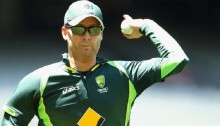 Michael Clarke on course for first India Test