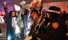 Thousands across USA protest NYC chokehold death