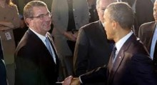 Obama to Name Ash Carter as Defence Chief on Friday: Official