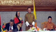 BD signs 2 deals with Bhutan