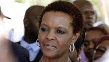 Will 'DisGrace' Mugabe Zimbabwe's first female president?