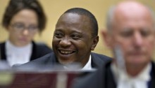 ICC drops murder and rape charges against Kenyan president
