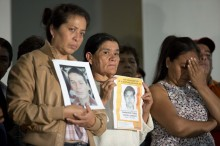 UN: Parents and protesters of missing Mexican students are at risk