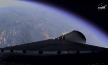 Orion space craft recovered after Nasa complete test flight