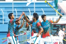 Bangladesh come up as unbeaten champion