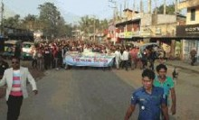 Daylong hartal in Khagrachhari Tuesday