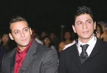 5 times Salman Khan took a dig at Shah Rukh Khan