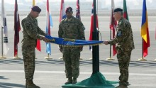 US, NATO officially end Afghan combat mission