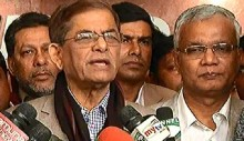 DCC polls declaration to foil BNP's movement: Fakhrul