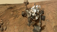 Curiosity rover takes new Selfie on Mars