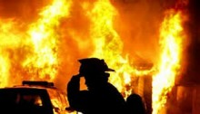 Fire guttes 30 shops, godown in Gazipur