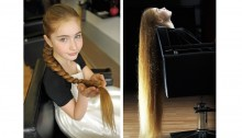 12-year-old real-life Rapunzel has hair over 3 feet long