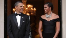 Barack And Michelle's love story get hollywood treatment