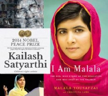 Kailash Satyarthi, Malala Yousafzai to Receive the Nobel Peace Prize Today