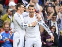 Real Madrid stretch winning run as Ronaldo and Gareth Bale score