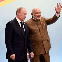 Putin, Shunned by West, Visits India, a Friend Whose Interests May Lie Elsewhere: Foreign Media