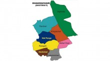 Indefinite transport strike in Khagrachhari