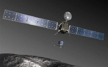 Rosetta Suggests Earth\'s Water Came From Asteroids, Not Comets