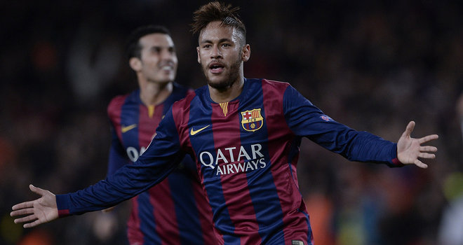 Barcelona finish top of Group F