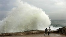 Strongest Storm in Years Batters California