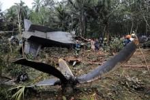 Sri Lankan Military Plane Crash Near Colombo Kills Four