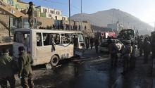 7 Dead as Two Suicide Attacks Rock Kabul