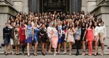 Miss world showdown in London in shadow of murder