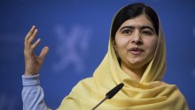 Malala Yousafzai Sees Herself As Pakistani Prime Minister In 20 Years
