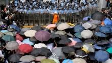 Hong Kong \'revolution\' defeated, say China media