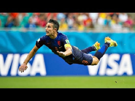 Man Utd: Robin van Persie has no plans to retire