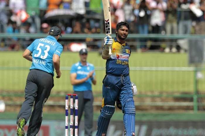 Sri Lanka wins ODI series against England