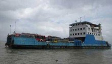Ferry services on Shimulia-Kawrakandi route resume after 5 hrs