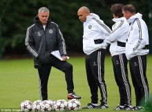 Jose Mourinho: Chelsea will not make any signings in January