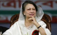 Khaleda to address 20-party rally in Narayanganj today