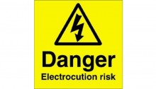 Construction worker electrocuted in Demra