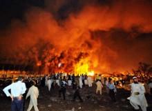 Top 10 deadliest terror attack in Pakistan