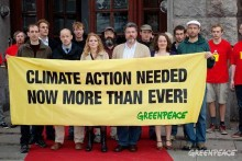 Greenpeace fined over Spain nuclear protest: court